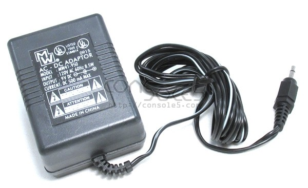 9v Power Supply Transformer for Atari 2600, Pong, Stunt Cycle, Gemini
