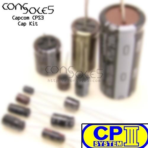 Capcom CPS3 Main Board Cap Kit - 95682A-2 / 95682A-3