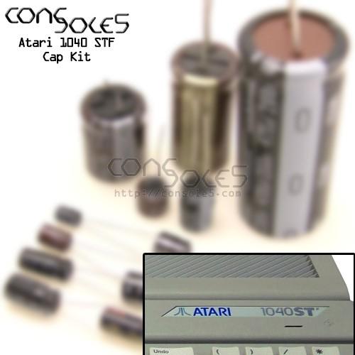 Atari 1040 STF Computer Cap Kit (Main PCB)