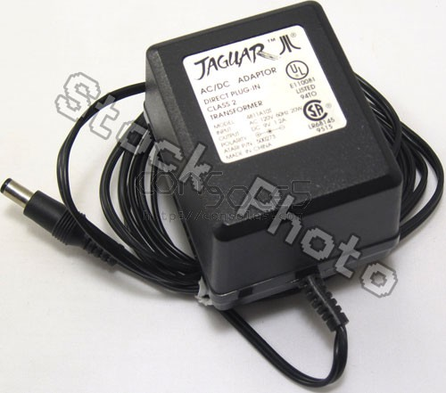 Atari Jaguar and Jag CD AC Power Adapter (Original)