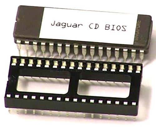 Atari Jaguar CD BIOS Kit - Original version for all regions