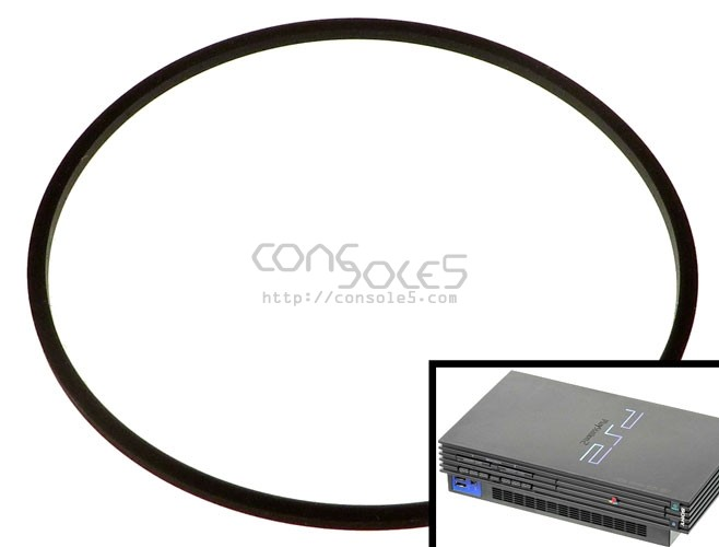 Sony PlayStation 2 DVD Drive Belt - Original PS2 Fat Console