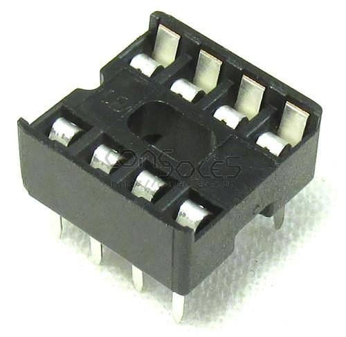 8 pin DIP IC chip sockets 8p DIP8