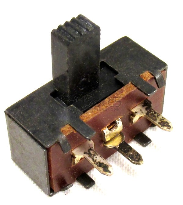 Atari 2600A / Junior / Sears Arcade II Difficulty Switches, Channel Select Switch 2/3 CO12241