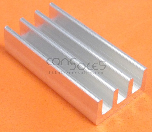 DIP24 Heat Sink: Glue On / Thermal Epoxy Style (DIP 24)