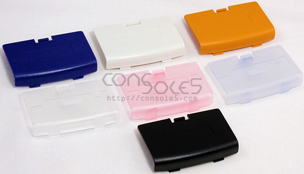 Game Boy Advance Replacement Battery Cover