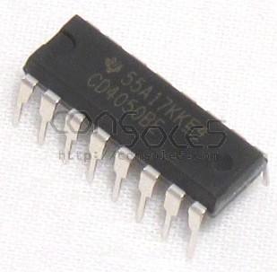 CD4050 CMOS Hex Buffer/ Converters (Atari 2600 & 5200) 4050