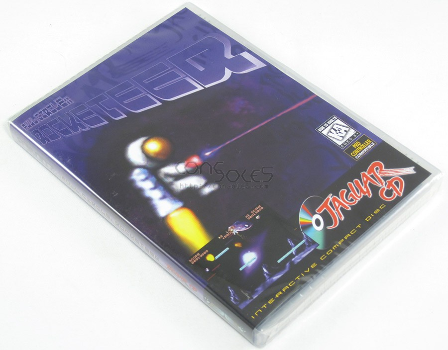 Full Circle: Rocketeer - 2013 Release! (Atari Jaguar CD)