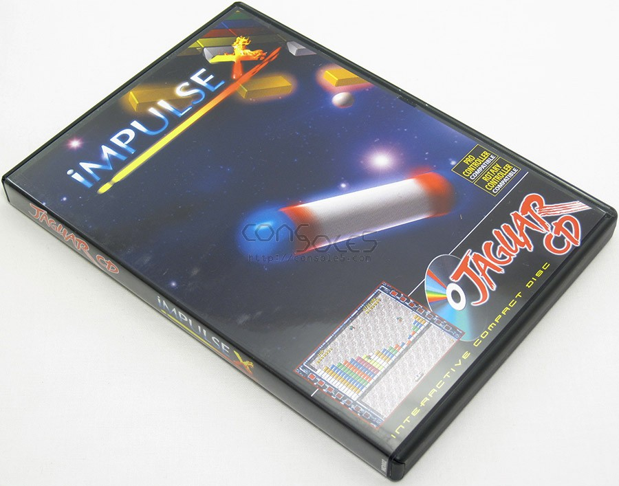 Impulse X - 2012 Release! (Jaguar CD) (Limited Availability)