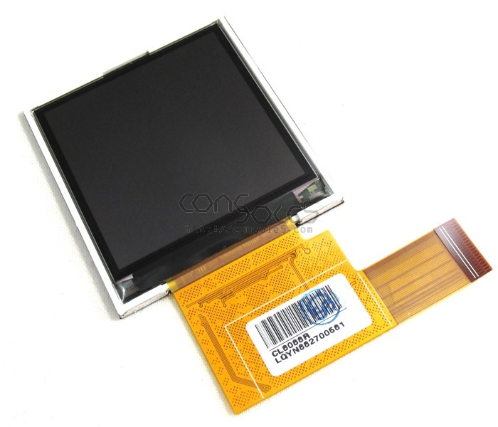 "2.2"" Replacement LCD Screen Panel for Game Boy Color / NGPC Mod Kits - McWill, BV, ME, and more"