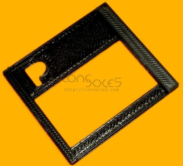 """Nintendo Game Boy Pocket 2.2"""" LCD Kit Mounting Bracket GBP"""