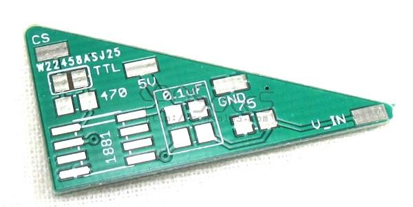LM1881 Miniature RGB Sync Stripper / Cleaner PCB DIY Kit