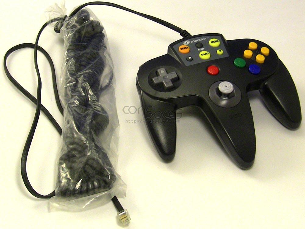 N64 Lodgenet Controller