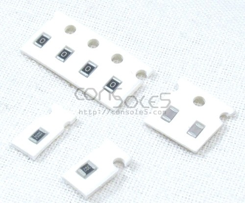 McWill Sega Game Gear SMD Parts Replacement Kit
