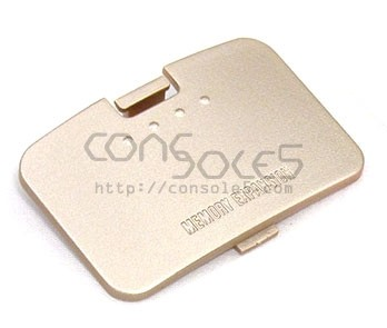 Nintendo 64 N64 Replacement Memory Expansion Cover / Door-Gold