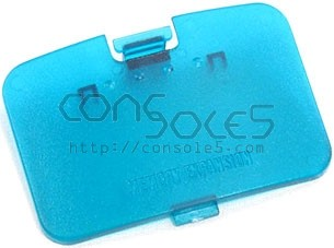 Nintendo 64 N64 Replacement Memory Expansion Cover / Door-Turquoise