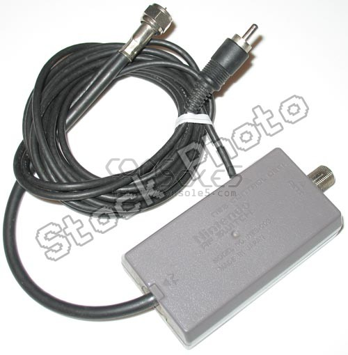 Original NES RF Adapter / Auto TV Switch NES-003