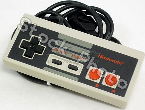 NES Controller (Original, NES-004)