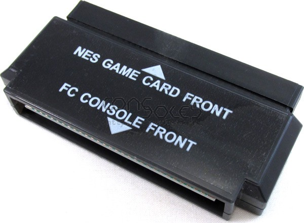 NES Game Cartridge to Famicom Converter / Adapter: 72 to 60 pin