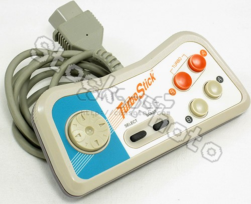 Turbo Stick NES Controller by Froggo Games (TurboStick)