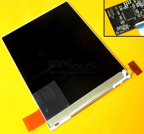 v3 Replacement IPS LCD Screen Panel for Game Boy Classic DMG-01 LCD Mod Kits