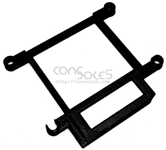 "Nintendo Game Boy Classic / DMG-01 IPS 3.2"" IPS LCD Kit Mounting Bracket"
