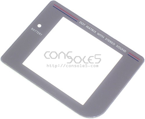 Game Boy DMG-01 New Replacement Lens / Screen Cover