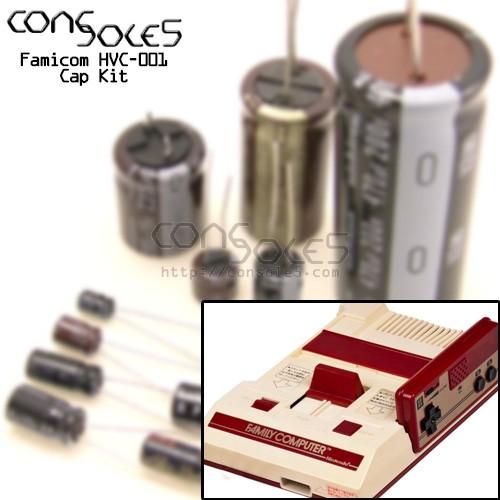 Famicom Cap Kit (Original, HVC-001)