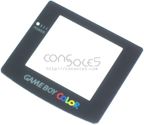 Game Boy Color New Replacement Lens / Screen Cover