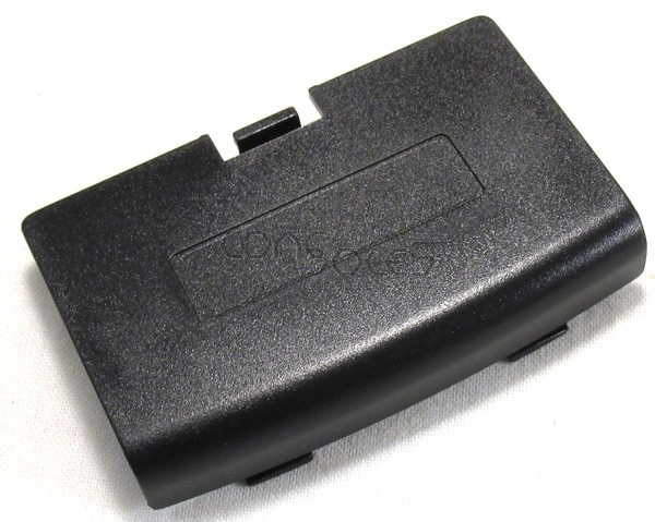 Game Boy Advance Replacement Battery Cover-Black