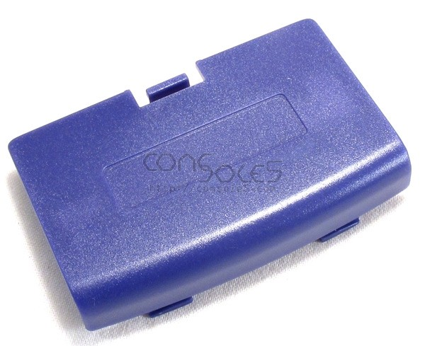 Game Boy Advance Replacement Battery Cover-Indigo (Purple)