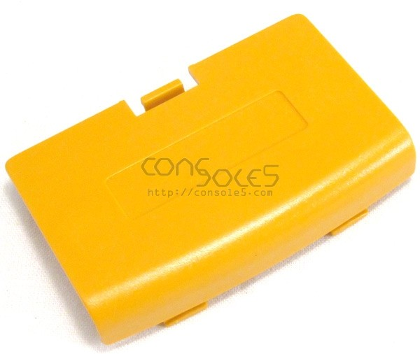 Game Boy Advance Replacement Battery Cover-Spice (Orange)