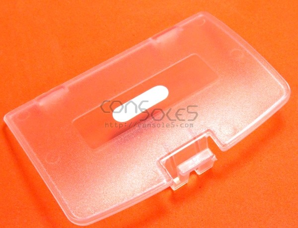 Game Boy Color Battery Cover (Clear)