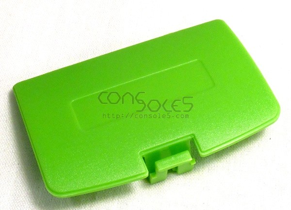 Game Boy Color Battery Cover (Green)