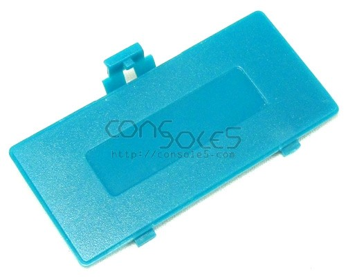 Game Boy Pocket Battery Cover - Teal / Cyan