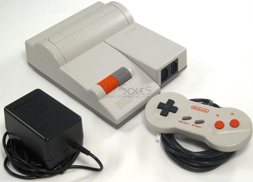 Nintendo NES Toploader (NES-101) CIB, A/V + Stereo