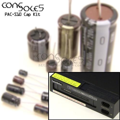 Pioneer / Sega PAC-S1 / PAC-S10 Laseractive Cap Kit