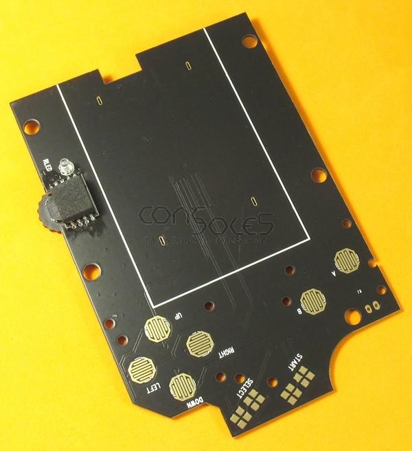 v3 Replacement Upper Controller Board PCB for Nintendo Game Boy DMG RIPS v1 v2 v3 kits