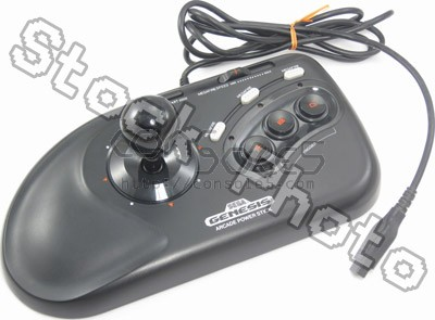 Arcade Power Stick for the Sega Genesis