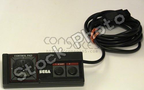 Sega Master System Controller (Early version)