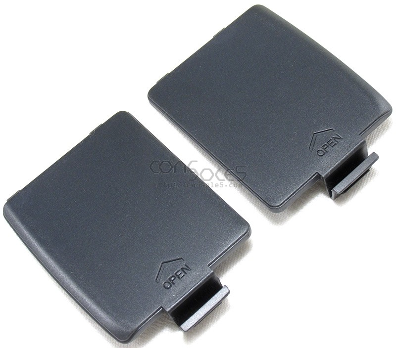 Sega Game Gear Battery Cover / Door / Lid Set - Left & Right - NEW
