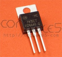 7815 +15v Voltage Regulator
