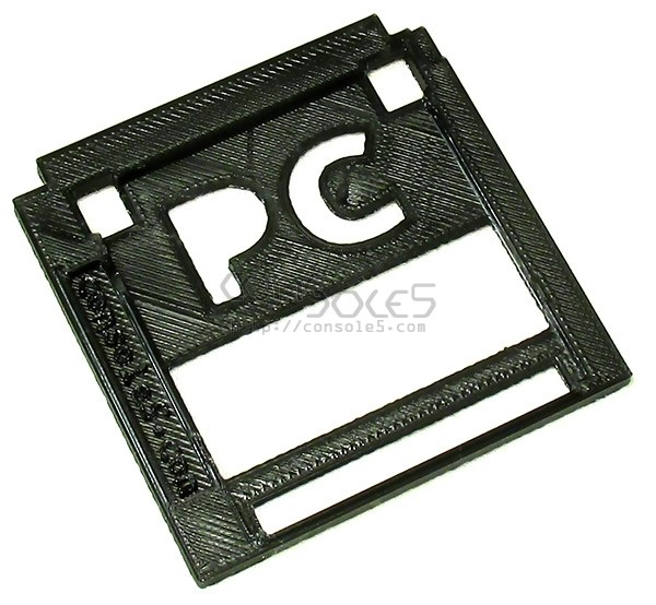 """SNK Neo Geo Pocket Color 2.2"""" LCD Kit Mounting Bracket NGPC"""