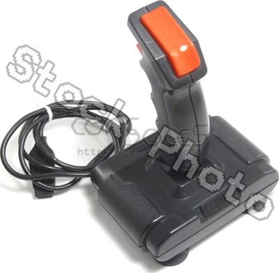 Spectravideo Quickshot II Deluxe Joystick Controller, model 318-102