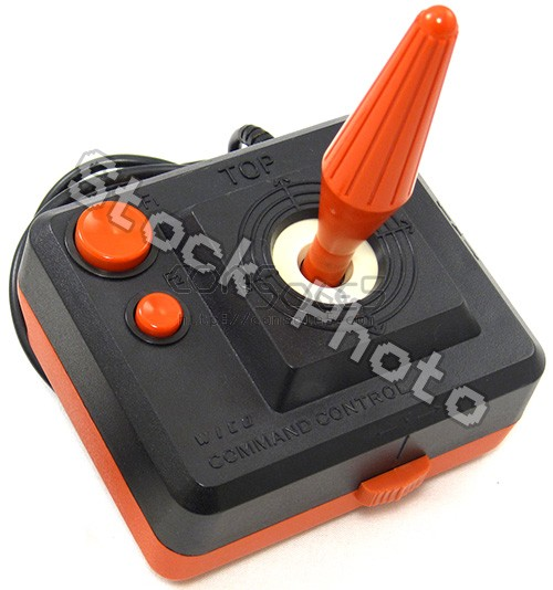 Wico Command Control joystick for Atari 5200
