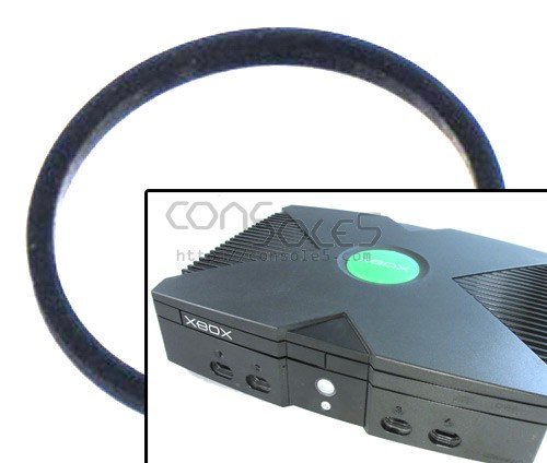 Microsoft XBox (Original Xbox) DVD drive drawer / tray loading belt