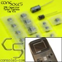 NEC Turbo Express / PC Engine GT SMD Cap Kit