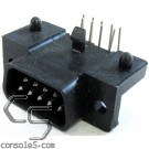 Male Joystick Port - Atari 2600, 7800, Colecovision - New Old Stock CO19062