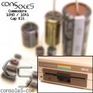 Commodore 1540 / 1541 Floppy Drive Cap Kit