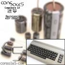 "Commodore 64 C64 Cap Kit ""B"" - ASSY 250407 / KU-14194HB"